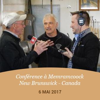 Conférence Memramcook 2017