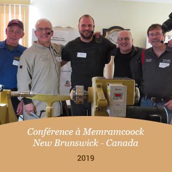 Conférence Memramcook 2019